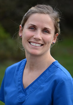 Allyson who is the Dental Hygienist at Lyme Road Dental and a part of our Hanover dental team
