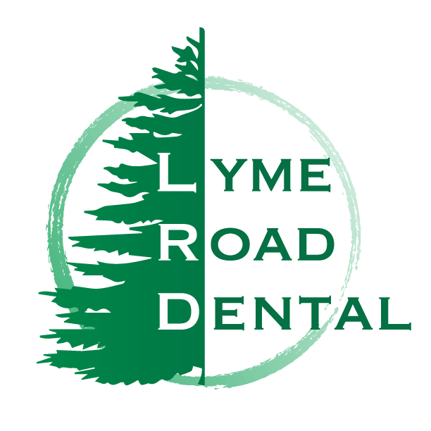 Lyme Road Dental mobile logo