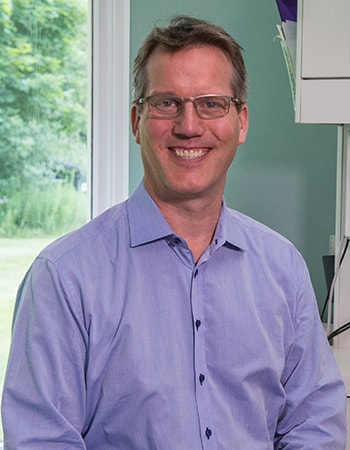 Headshot image of Dr. Michael Melkers your dentist in Hanover