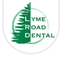 Lyme Road Dental desktop logo