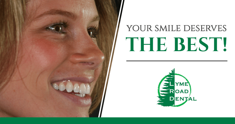 Your smile deserves the best!